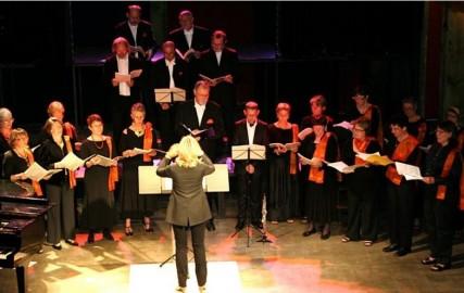 Concert choral et instrumental, et lectures autour de W.A. Mozart et ses amis