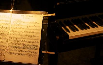 Beethoven, Schumann, Moussorgski