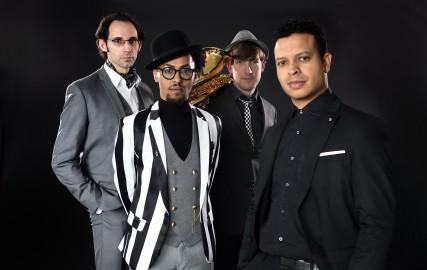 Le Quatuor Ellipsos - L'Amérique du Nord au Sud