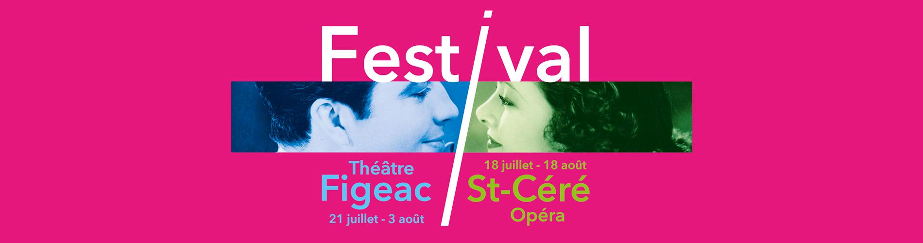 Festival Figeac Saint Céré 2018